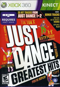 Xbox 360 - Just Dance: Greatest Hits