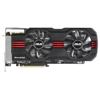 Asus GTX680-DC2O-2GD5 GeForce GTX 680 Graphic Card - 1 GPUs - 1.02 GH