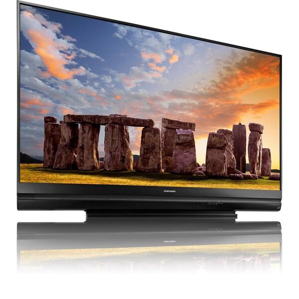 "Mitsubishi Home Cinema WD-73742 73"" 3D DLP 1080p Projection TV - 16:9"