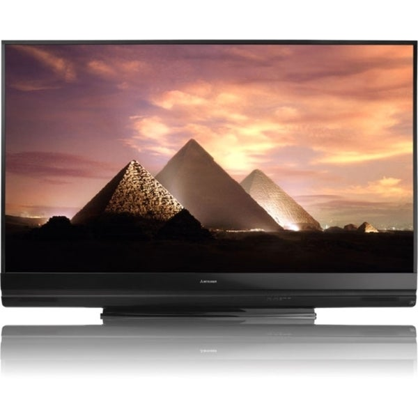 "Mitsubishi Home Cinema WD-82642 82"" 3D DLP 1080p Projection TV - 16:9"