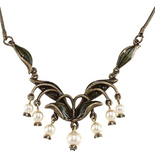 Sweet Romance Lily of the Valley Necklace