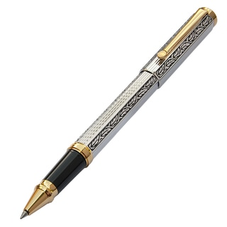 Xezo Legionnaire 18-Karat Gold And Platinum Plated Limited-Edition Rollerball Pen