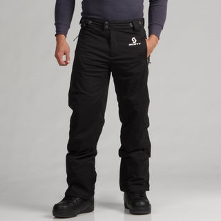 Scott Men's Black Fathom Ski Pants