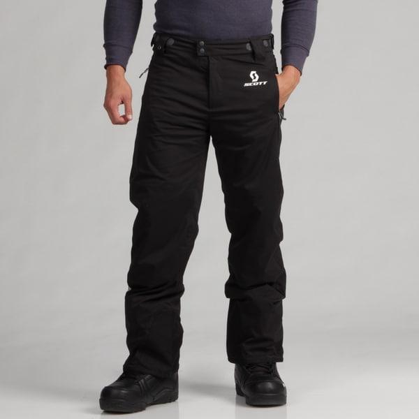 Scott Men's Black Fathom Ski Pants