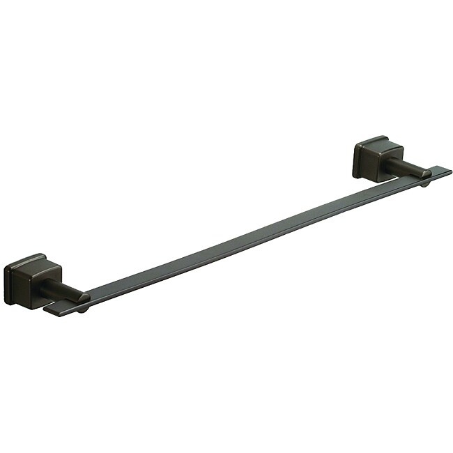 Belle Foret Mainz 18 Inch Oil Rubbed Bronze Towel Bar