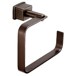 Belle Foret Mainz Oil Rubbed Bronze Towel Ring