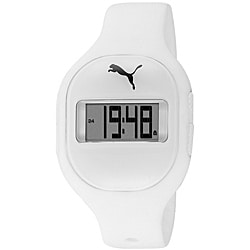 Puma Men's PU910921002 White Fuse Watch