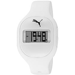 Puma Men's White Fuse Watch