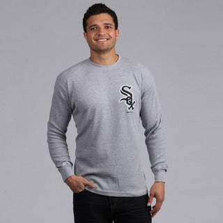 Stitches Men's Chicago White Sox Thermal Shirt