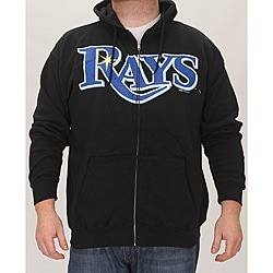 Stitches Men's Tampa Bay Rays Full Zip Hoodie