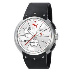 Puma Men's PU102671003 Hero Silver and White Watch