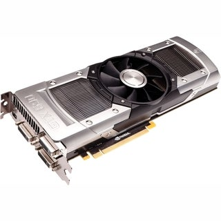 EVGA GeForce GTX 690 Graphic Card - 915 MHz Core - 4 GB GDDR5 SDRAM -