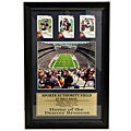 Denver Broncos Sports Authority Field at Mile High 3-card Deluxe Frame