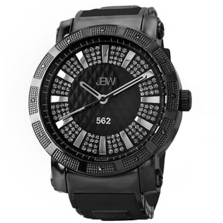 JBW Men's 562 Pave Diamond Watch