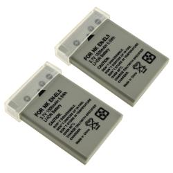 BasAcc Compatible Li-ion Batteries for Nikon EN-EL5/ CP1/ Coolpix 7900