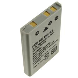 BasAcc Compatible Li-ion Battery for Nikon Coolpix 7900 (Pack of 2)