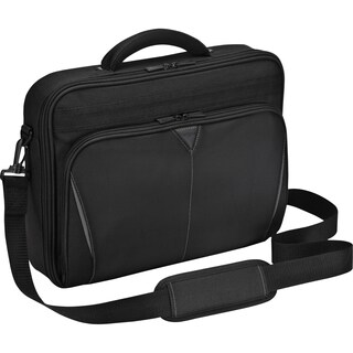 """Targus CN616US Carrying Case (Briefcase) for 16"""" Notebook - Black, Re"""