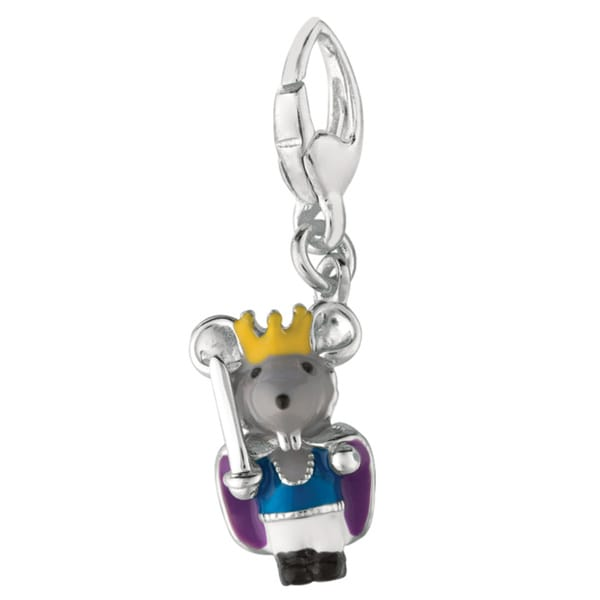 Sterling Silver Mouse Prince Charm