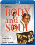 Body and Soul (Blu-ray Disc)