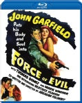 Force of Evil (Blu-ray Disc)