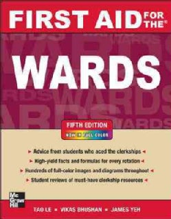 First Aid for the Wards (Paperback)