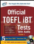 Official Toefl ibt Tests: With Audio