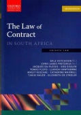 The Law of Contract in South Africa (Paperback)