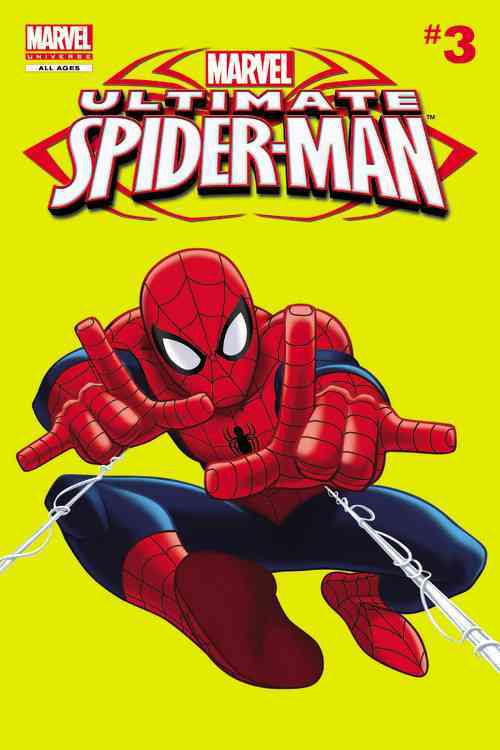 Marvel Universe Ultimate Spider-Man 3 (Paperback)