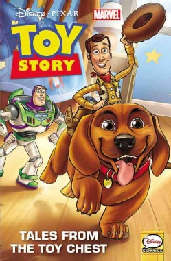 Toy Story: Tales from the Toy Chest (Paperback)