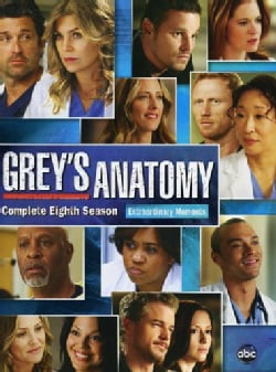 Grey's Anatomy: Season 8 (DVD)