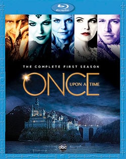 Once Upon A Time: The Complete First Season (Blu-ray Disc)