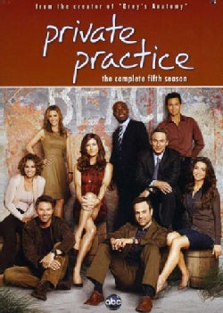 Private Practice: The Complete Fifth Season (DVD)