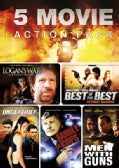 5-Movie Action Pack Vol. 2 (DVD)