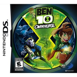 Nintendo 3DS - Ben 10 Omniverse