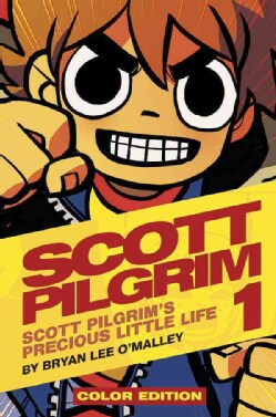 Scott Pilgrim 1: Precious Little Life (Hardcover)