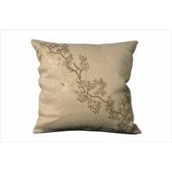 Nourison Nourison Luminecence Natural Branch Pillow