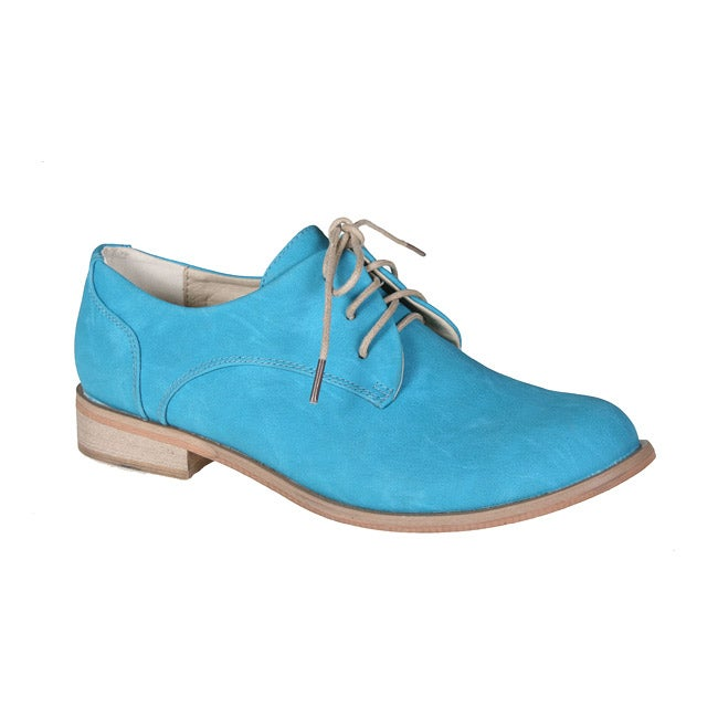 Refresh by Beston Women's 'ALEXIS-02' Oxford Shoes