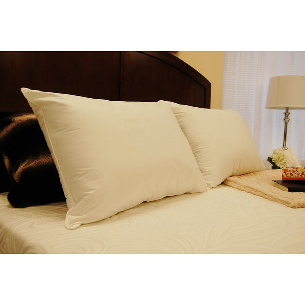 Splendorest ProTech Allergen Barrier Jumbo Bed Pillow (Pack of 2)