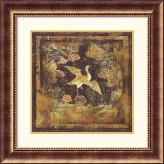 Georgie 'Bird of Paradise I' Framed Art Print