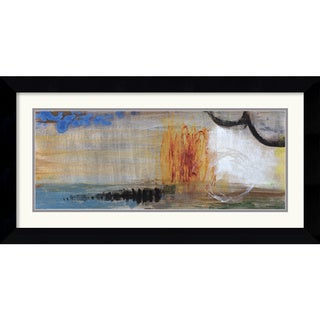 Jennifer Hollack 'Enigmatic II' Framed Art Print