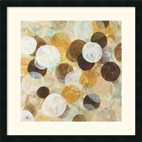 Craig Alan 'Writ in Form I' Framed Art Print