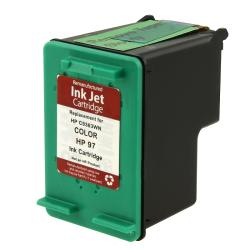 HP 97/ C9363W Tri-color Ink Cartridge (Remanufactured)