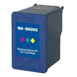 INSTEN HP 22/ C9352AN Color Ink Cartridge (Remanufactured)