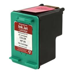 HP 95/C8766WN Tri-Color Ink-Jet Ink Cartridge (Remanufactured)