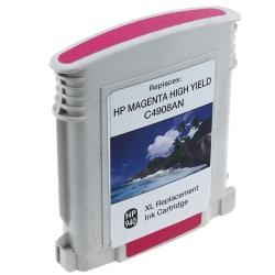 HP 940XL/ C4908AN/ C4904AN Magenta Ink Cartridge (Remanufactured)