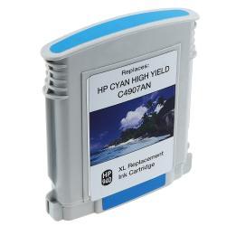 HP 940XL/ C4907AN/ C4903AN Cyan Ink Cartridge (Remanufactured)
