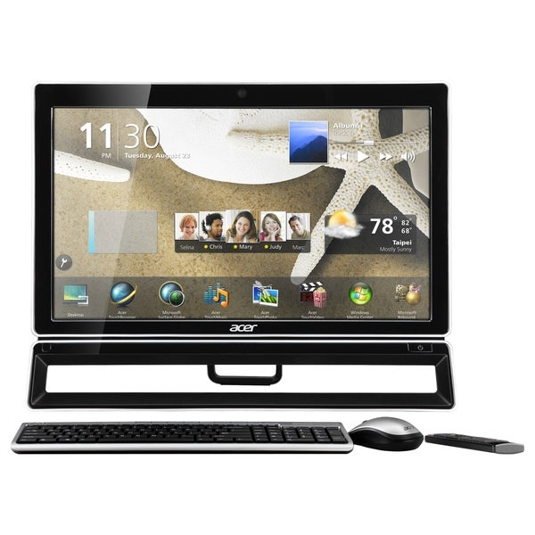 Acer Aspire Z3771 All-in-One Computer - Intel Pentium G630 2.70 GHz -