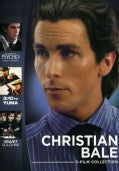 Christian Bale 3-Film Collection (DVD)