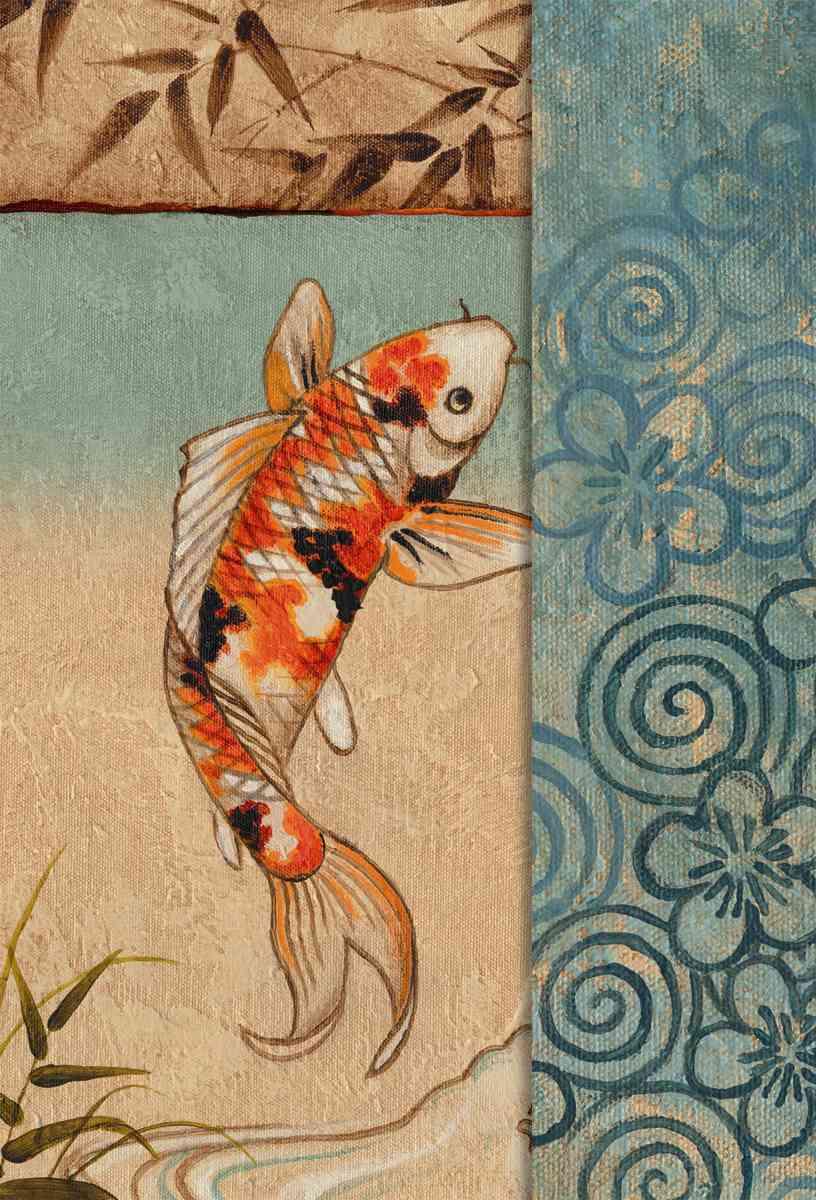 Oriental Koi Journal (Notebook / blank book)