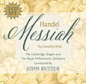 Messiah: The Complete Work (CD-Audio)